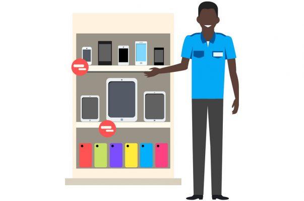 ساخت فروشگاه اینترنتی موبایل